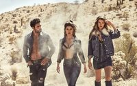 Guess unveils nostalgic desert road trip campaign for Fall 2018