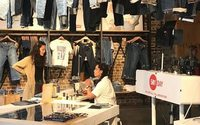 Levis celebrates anniversary with in-store customisation