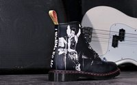 Dr. Martens revisits iconic models in celebration of the Sex Pistols