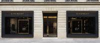 Givenchy ouvre sa boutique femme avenue Montaigne