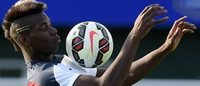 Paul Pogba assina contrato com a marca desportiva Adidas
