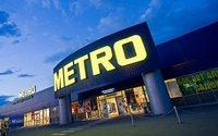 Metro sieht sich auf Kurs