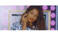 M.I.A. teams up with Versace for Versus line