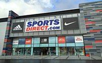 Sports Direct registra una caída del 57% en los beneficios en el primer semestre