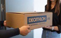 Decathlon entrega pedidos online en dos horas en el mismo día