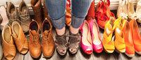 Argentina vai liberar 700 mil pares de sapatos retidos na alfândega
