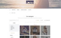 "Eurovet lance sa plateforme digitale ""The Lingerie Place"""