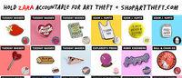 ザラの類似問題で無名アーティストが訴え 対象作品40以上集めてサイト開設