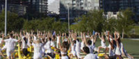 Lolë White Tour On the Road attracts over 5000 yogis