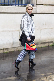 Street Fashion Paris N305