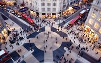 À Londres, Oxford Street s'inquiète des répercussions de la crise sanitaire