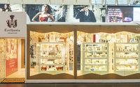 Carthusia apre a Dubai il primo negozio all'estero e riapre il temporary di Roma
