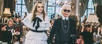 "Cenário luxuoso é destaque no desfile ""Métiers d'Art"" Chanel"