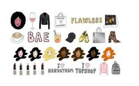 Nordstrom launches emoji app with Topshop