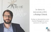 Argentina: Blue Star Group anuncia a su nuevo Country Manager