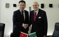 Italia e Cina rafforzano l'intesa nel fashion