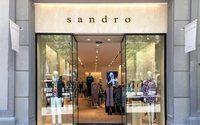 Sandro inaugura su tercera tienda en Barcelona