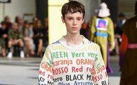 MSGM gibt sich farbig und cool