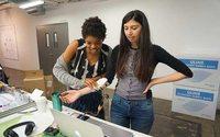 Vêtements intelligents : Madison Maxey remporte le concours Topshop