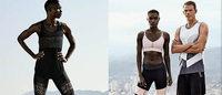 与瑞典国家奥运队合作,H&M推出高级运动时装For Every Victory系列
