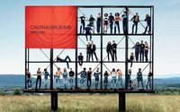 Calvin Klein convenes 36 models for its latest denim campaign