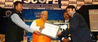 Duke Fashions receives Make in India award