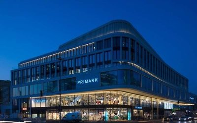 primark er ffnet dritte filiale in berlin news. Black Bedroom Furniture Sets. Home Design Ideas