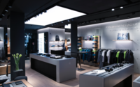 Porsche Design feiert Wiedereröffnung in Frankfurt