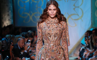 Elie Saab's warrior queens rule