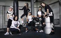 Ирина Горбачева и другие звезды в рекламной кампании Nike