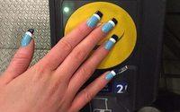 Manucure : bientôt votre ticket de métro sur votre ongle ?
