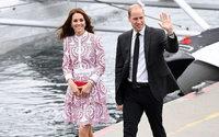 Kate Middleton gasta mais de US$ 200 mil em roupas em 2016