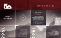 The North Face lanciert globale Markenkampagne zum 50. Jubiläum