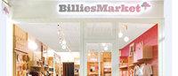 Le premier magasin BilliesMarket a ouvert ses portes