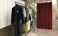 Roseanna ouvre une première fois sa boutique parisienne