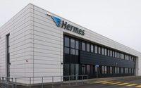 Hermes nimmt Logistik-Zentrum an der Havel in Betrieb