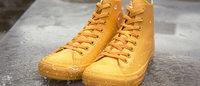 Converse lança calçados monocromáticos impermeáveis