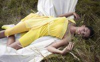 Annika Klaas zeigt auf der Tokyo Fashion Week
