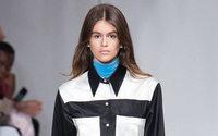 Retour en images sur la première Fashion Week de Kaia Gerber