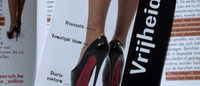 Louboutin wins case against shoe use by Flemish far right