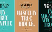 Le magazine Stylist lance son pendant masculin, Machin Chose
