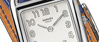 La Montre Hermès quer partir para a conquista de novos mercados