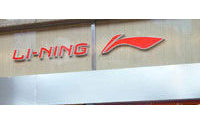 Li Ning looking to raise 180 million euros