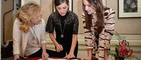 Chopard: Marion Cotillard disegna un nuovo gioiello per la Green Carpet Collection