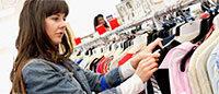 Commerce spécialisé : hausse de 3,7 % des ventes en octobre