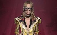 Lyst Fashion Report: Gucci, Forever 21, Rihanna und ausgefranste Jeans sind die großen Hits von 2017
