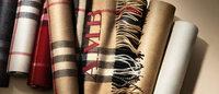 Burberry lance son bar à écharpes