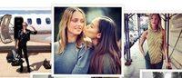 社交应用发掘模特时代来临 IMG推出找模特Instagram账号