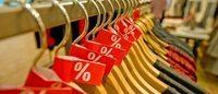 Un premier week-end de soldes en baisse par rapport à 2015