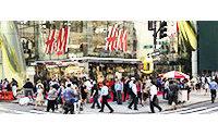 H&M: vendas em alta de 15% no 1º trimestre